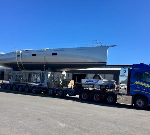 Sailing Yacht Launch: Baltic 67 Performance Cruiser MANYELETI