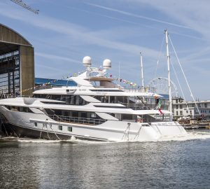 Superyacht Launch: Benetti M/Y Blake