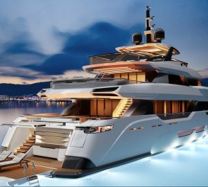 CCN unveilsStefano Vafiadis superyacht DOM 123