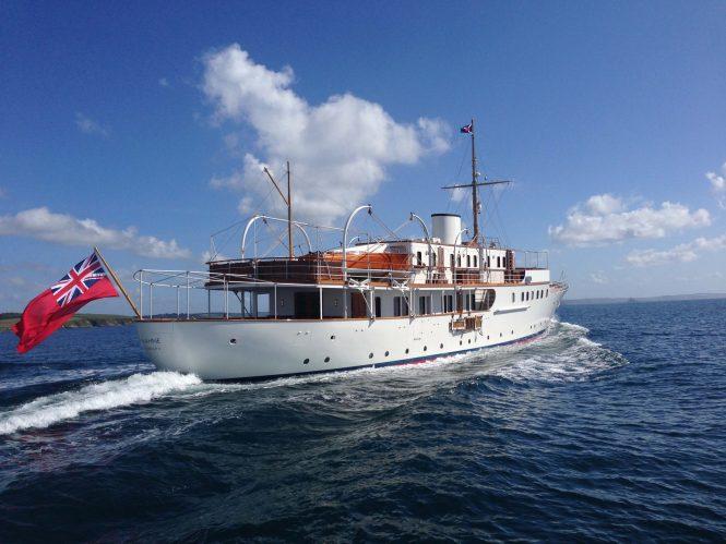 Classic Yacht Malahne