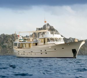 Beautiful Classic Feadship MONARA offering Special Rate in the Balearics