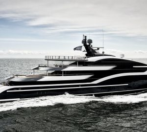 "Oceanco Megayacht Project Shark Named ""DAR"""