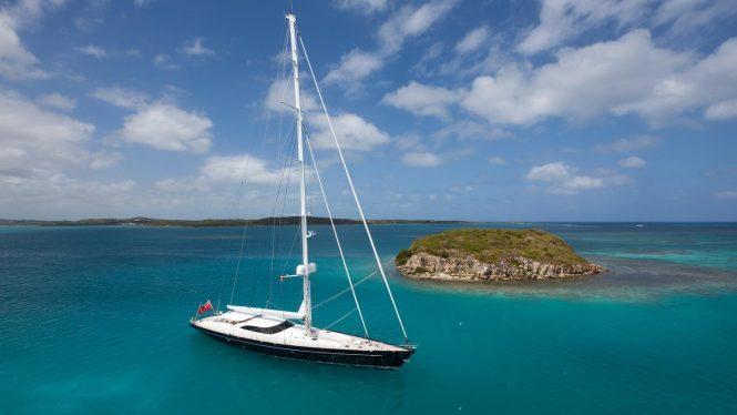 Escape to Paradise aboard 43m BELLA RAGAZZA