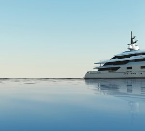 Luxury Crewed Superyacht SOLO Enters the Charter Market