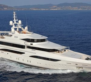 In video: Benetti's spectacular luxury yacht Formosa