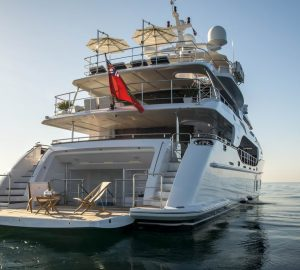 June Charter Special for 41m Benetti charter yacht SOY AMOR in the Western Mediterranean