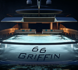 Fincantieri unveils Griffin 66 at Singapore Yacht Show