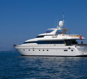 26m INDULGENCE OF POOL Special Weekly Charter Rate on French Riviera