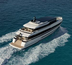 ISA Extra 126 luxury yacht sold
