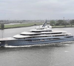 Mega Yacht Project SHU: More Photos & Videos
