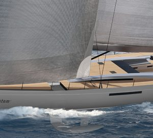 MCP Yachts to build 24m Sailing Yacht Flying Ahead Time