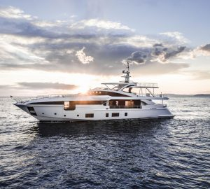 Introducing MR. OH – Award-winning Azimut Grande 35m Superyacht