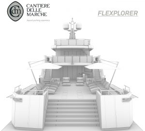 40m motor yacht AURELIA 29 from Cantiere delle Marche sold