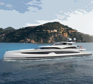 Video: Hessen & Winch Design superyacht Project AVANTI
