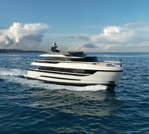 Extra 93' superyacht sold by ISA Yachts