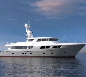 In Build: Nordlund 115 Expedition yacht