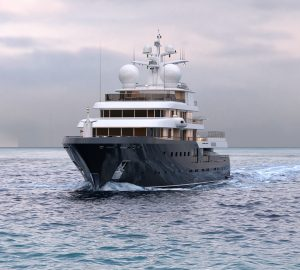 Admiral flagship superyacht Planet Nine ready for delivery