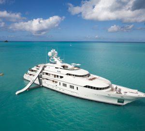 15% Discount by 62m Superyacht ROMA in the Western Mediterranean