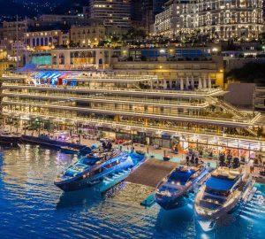Riva 110'superyacht DOLCEVITA premieres at 2018 Grand Prix Historique de Monaco