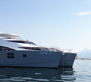 10% discount on West Med Charters with Sunreef 70 catamaran SKYLARK