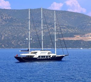 Charter 2018 Sailing Yacht MEIRA with 15% discount in Turkey