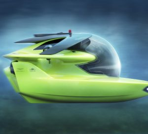 Project Neptune: The ultimate Aston Martin submarine