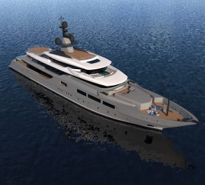 72-metre Tankoa S701 superyacht Solo nears completion