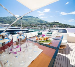 Holidays in Italy: Great Charter Special for 24m ZIA CANAIA in Naples