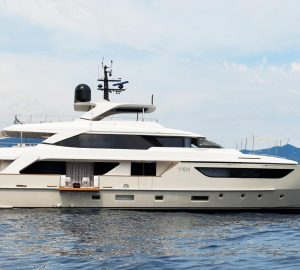New to Charter: 38m motor yacht Y4H available in Croatia