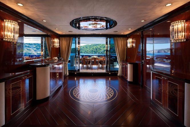 Yacht REVE D'OR by Sanlorenzo - Interior