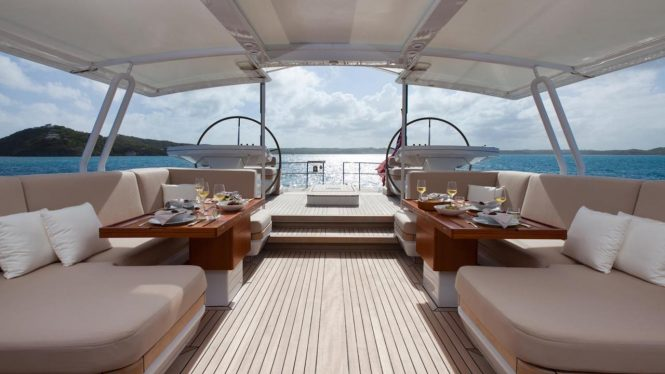fabulous on deck areas