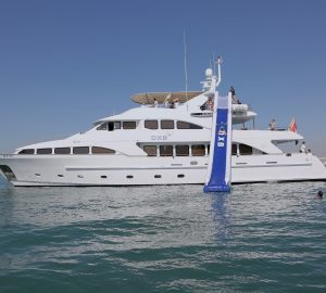 Charter 35m Benetti yacht DXB in the West Med at a special rate