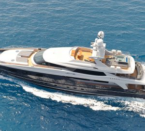 Reduced rates offered by 42m motor yacht IRA in the South of France