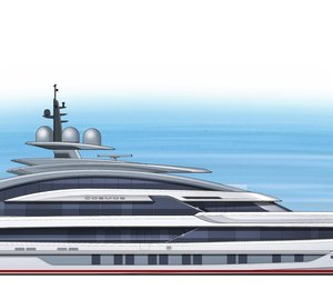 80m Heesen superyacht Project COSMOS to feature bespoke Sinot Exclusive Yacht Design interiors