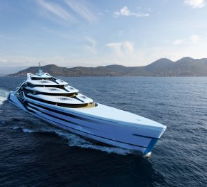 Luxury yacht Acionna: The stunning new concept from Andy Waugh