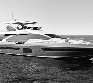 Azimut Grande 25 Metri to make debut at Cannes Yachting Festival