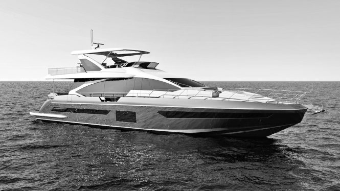 Azimut Grande 25 Metri To Make Debut At Cannes Yachting Festival Yacht Charter Amp Superyacht News