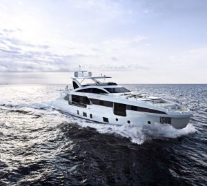 Azimut Grande 32 Metri to attend Cannes Yachting Festival this September