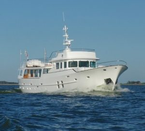 10% off yacht charters in the West Med with 25m Classic Feadship SULTANA