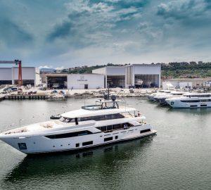 Ferretti Group launches 5th Custom Line Navetta 37