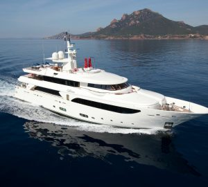 LAST MINUTE SPECIAL: Superyacht EMOTION2 is offering a 15% discount in West Med