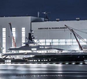 Yacht Video: 74m Abeking & Rasmussen ELANDESS on sea trials
