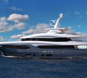 40m Luxury Yacht Viatoris Delivered