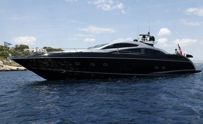 HOOLIGAN motor yacht