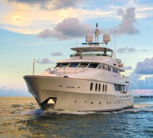 I LOVE THIS BOAT offering Free Fuel for New England Yacht Charters