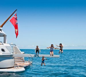 Amazing family-friendly luxury yacht charters in the Mediterranean