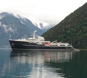 77m LEGEND offering Special All-Inclusive Charter Vacations in Norway and Northern Europe