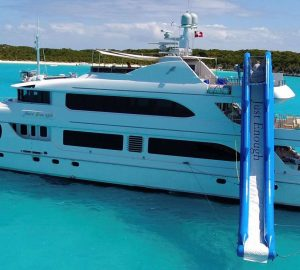 Excellent Yacht Charter Special for 42m JUST ENOUGH in the Bahamas
