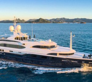 Up to 20% rate reduction for 59m Benetti superyacht ANDIAMO in the Med
