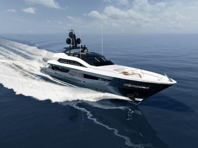 Luxury yacht IRISHA by Heesen